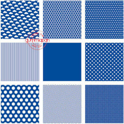 Navy blue series