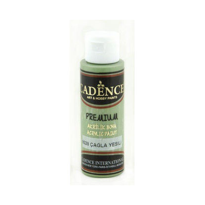 Cadence Premium acrylverf (semi mat) Amandelgroen