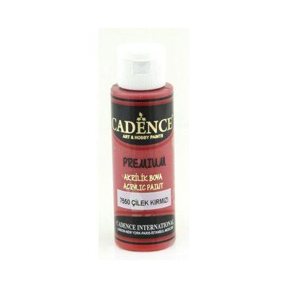 Cadence Premium acrylverf (semi mat) Aardbei