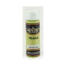 Cadence Premium acrylverf (semi mat) Kiwi groen