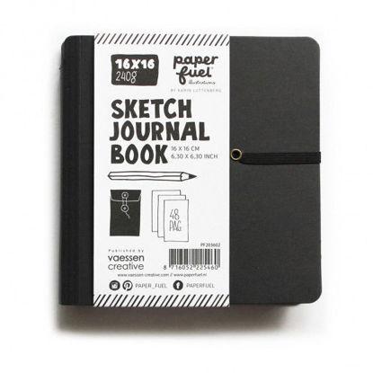 Afbeeldingen van 16 x 16 Paperfuel - Sketch Journal