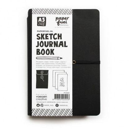 Afbeeldingen van A5 Paperfuel - Sketch Journal