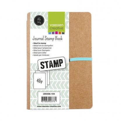 Afbeeldingen van A5 - Stamp Journal