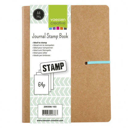 Afbeeldingen van A4 - Stamp Journal