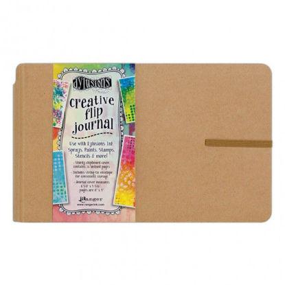 Afbeeldingen van Dylusions Creative Flip Journal Small
