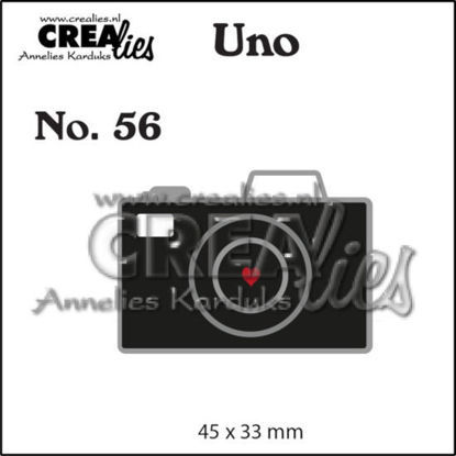 Afbeeldingen van Camera (klein) - Uno stans