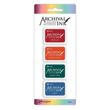 Picture of Mini Archival Ink Pad Kit 1