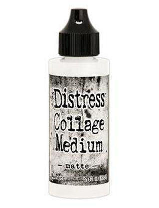 Picture of Distress Collage Medium Matte - fles