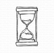 Doodled Sandglass