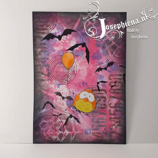 Art Journal: Halloween uil
