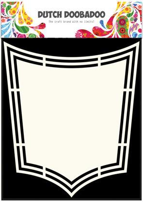 Dutch Shape Art Shield A5