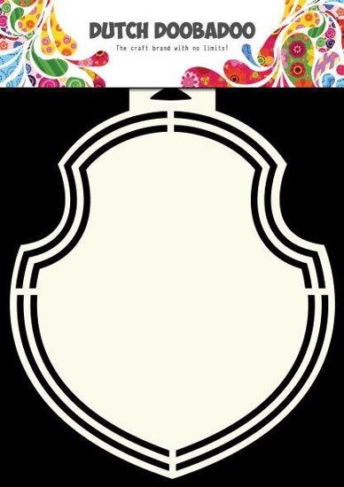 Dutch Shape Art Label Eurolock A5