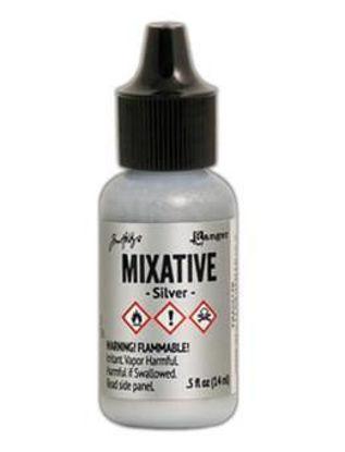 Tim Holtz Mixative Silver