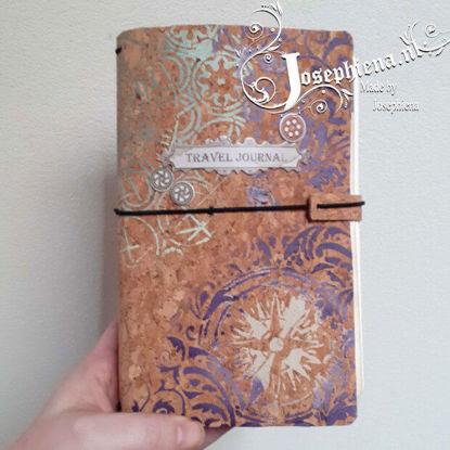 Travel journal - kaft