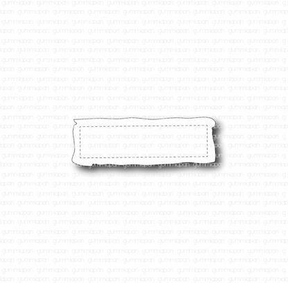 Mini sign - stansen - Gummiapan