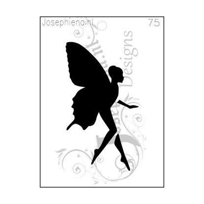 Fee 3 - stencil van Josephiena's Design