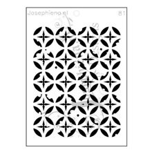 Patroon 81 - Stencil van Josephiena`s Design