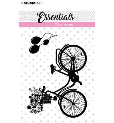 Clear Stamp Bicyle Essentials nr.29