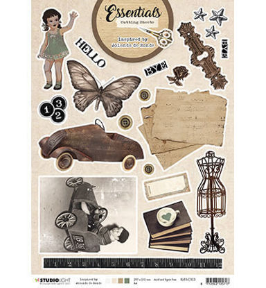 Cutting Sheet Essentials By Jolanda de Ronde nr.3